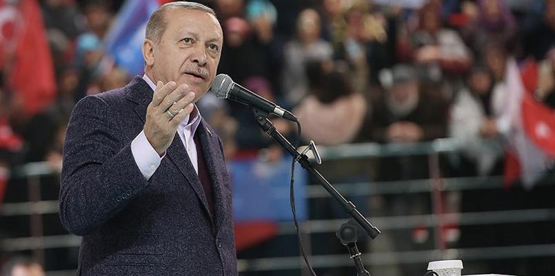 Cumhurbaşkanı Erdoğan: 'Kudüs'ü çocuk katilinin insafına terk etmeyeceğiz'