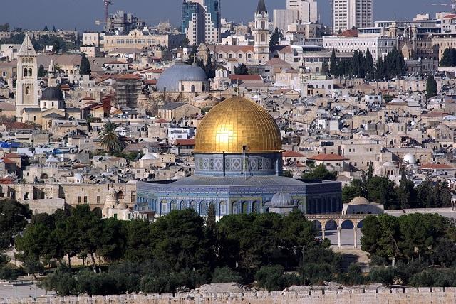 Yahudi Yerleşimci Elinde Bıçakla Kıyamet Kilisesi'ne Baskın Düzenledi