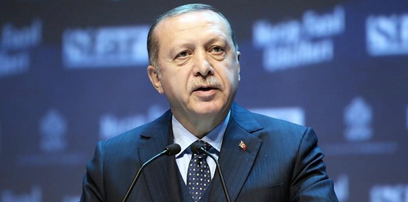 Cumhurbaşkanı Erdoğan'dan Kudüs mesajı