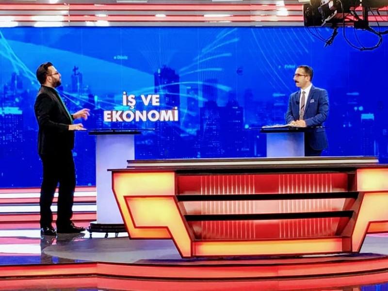 Akit TV - İş ve Ekonomi Programı 1